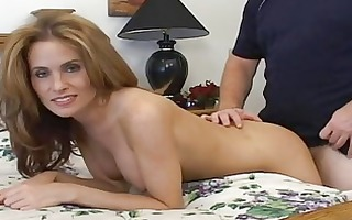 ginger milf likes its neighbors hard pounder