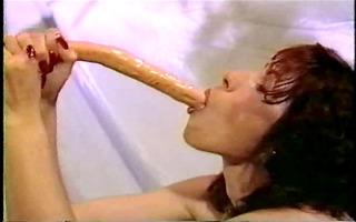dominating doxy tries to be submissive slut
