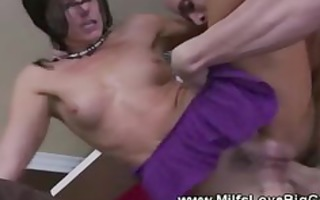 housewife acquires love tunnel munched