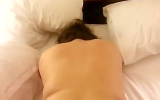big beautiful woman cougar and younger lad in