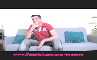 femaleagent. ready, ready and able