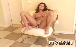 sweetheart caresses wet cookie