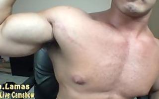 sexy weenie muscle rod n cum