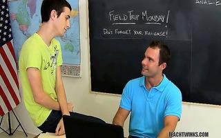 teacher cameron kincaid breaks all the rules when