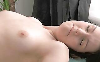 arousing a nasty oriental cunt