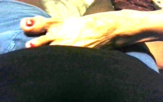 foot teasing by latinas hawt feet 6