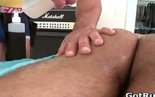 massage pro receives his nice wazoo screwed part4