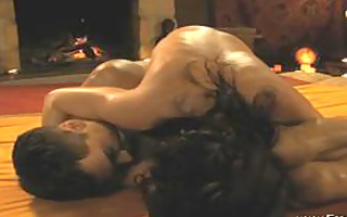 very hot and fleshly prostate massage