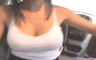 blowjob in dad car