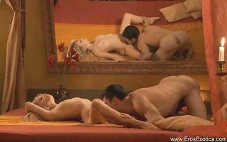 beautiful anal indian massage