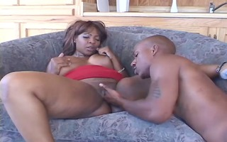 ms. dee copulates and receives blasted in her