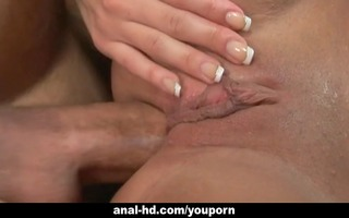 gorgeous half oriental honey nailed by cock!