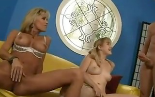 real mommy and daughter needs threesome specie -