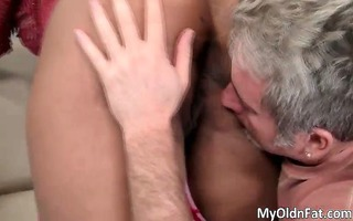 filthy horny dark brown fat wench part1