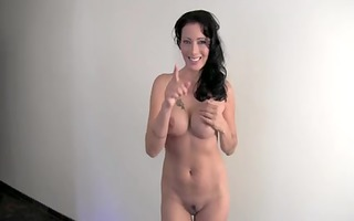 your friends nudist mother craves u