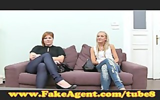fakeagent lesbo act