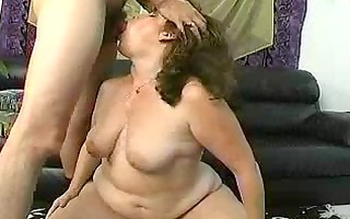 older woman with a large a-hole part 5