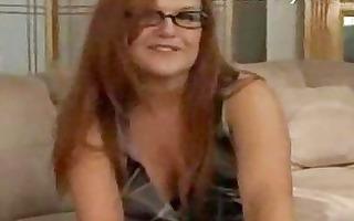 redhead aged