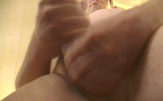from yours pov: cum shots from uncut pounder