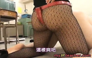 bunko kanazawa nasty oriental teacher
