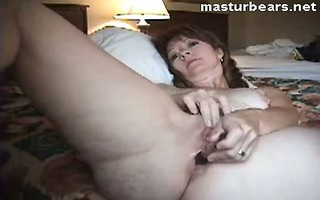 anal sex-toy fun 52 years mum carin