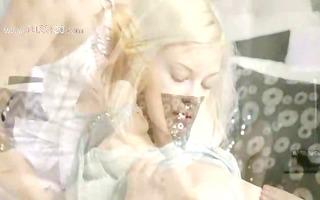 swedish fairhair lesbian babes make true love