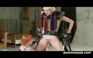 lesbo daughter spanked until she is squirts