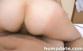 concupiscent wife rides cock and receives