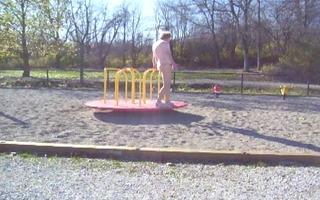 merry-go-round in hose