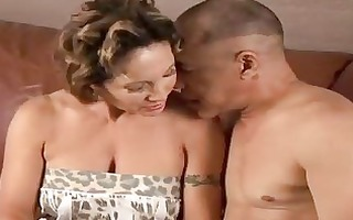 gorgeous granny can to fuck and eat cum