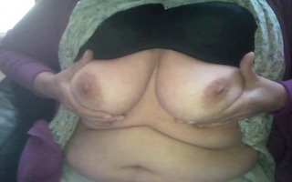 wifes st showing of her milk cans