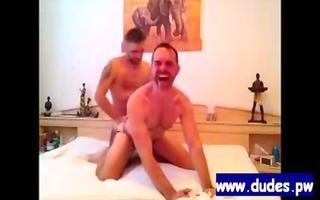 sexy dilettante homo three-some www.dudes.pw