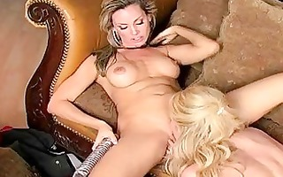 lesbo chick victoria zdrok licking on vegas bald