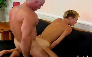 sexy gay sex josh ford is the kind of muscle dad