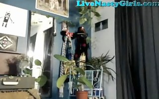 compliant livecam bitch craves dad pleased full