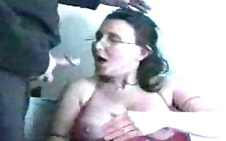 aged wife acquires herself and her husband off