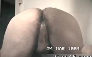 wonderful curly dilettante arse screwed part8