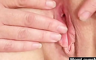 amateur mommy experimenting in addition to other