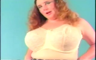 big bras,vintage large pretty woman