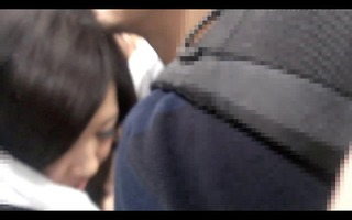 real grope in japanese train4