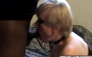 nancy is punished by black stud