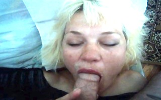 older ho acquires loads of sexy cum