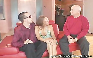 face drilled a lustful wife