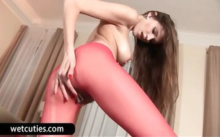 whore in stockings pumping love tunnel