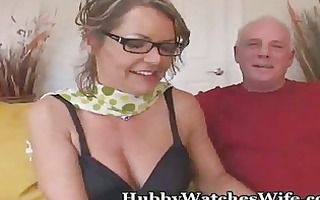old stud suggests wife to randy man