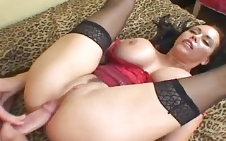 pale enormous chested d like to fuck acquires her