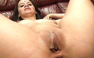 new jizz load for one hawt indian wife