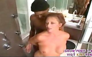 mature masturbates and having sex with bbc part4