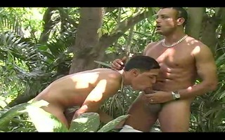 brazilian jungle sex