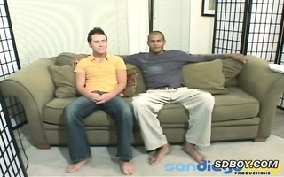 college guy seth acquires drilled raw